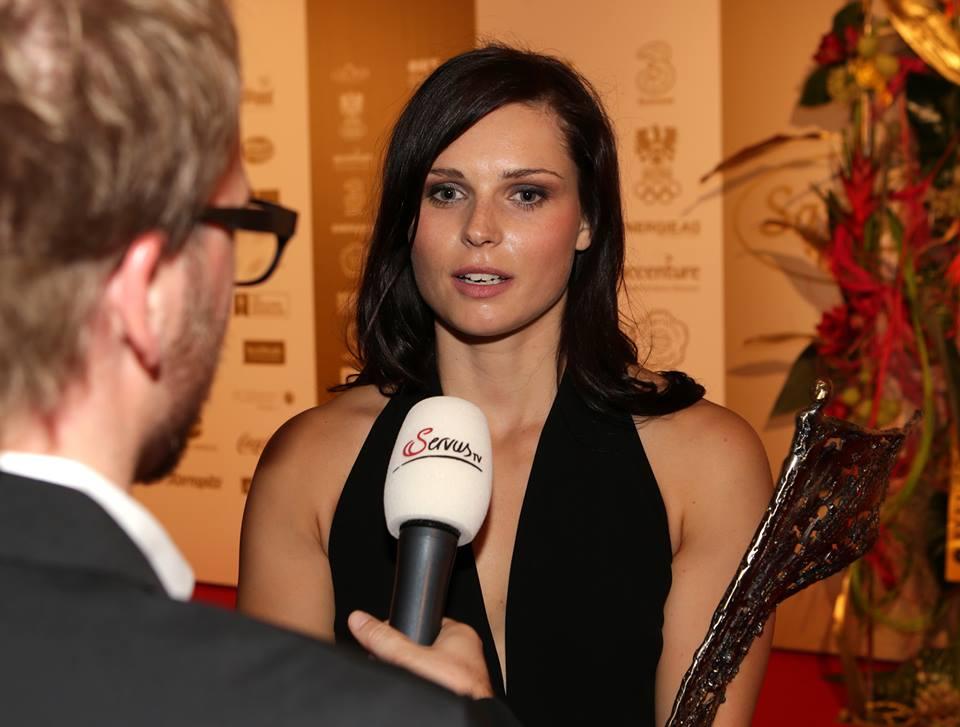 Anna Fennigerová sa stala Športovkyňou roka v Rakúsku