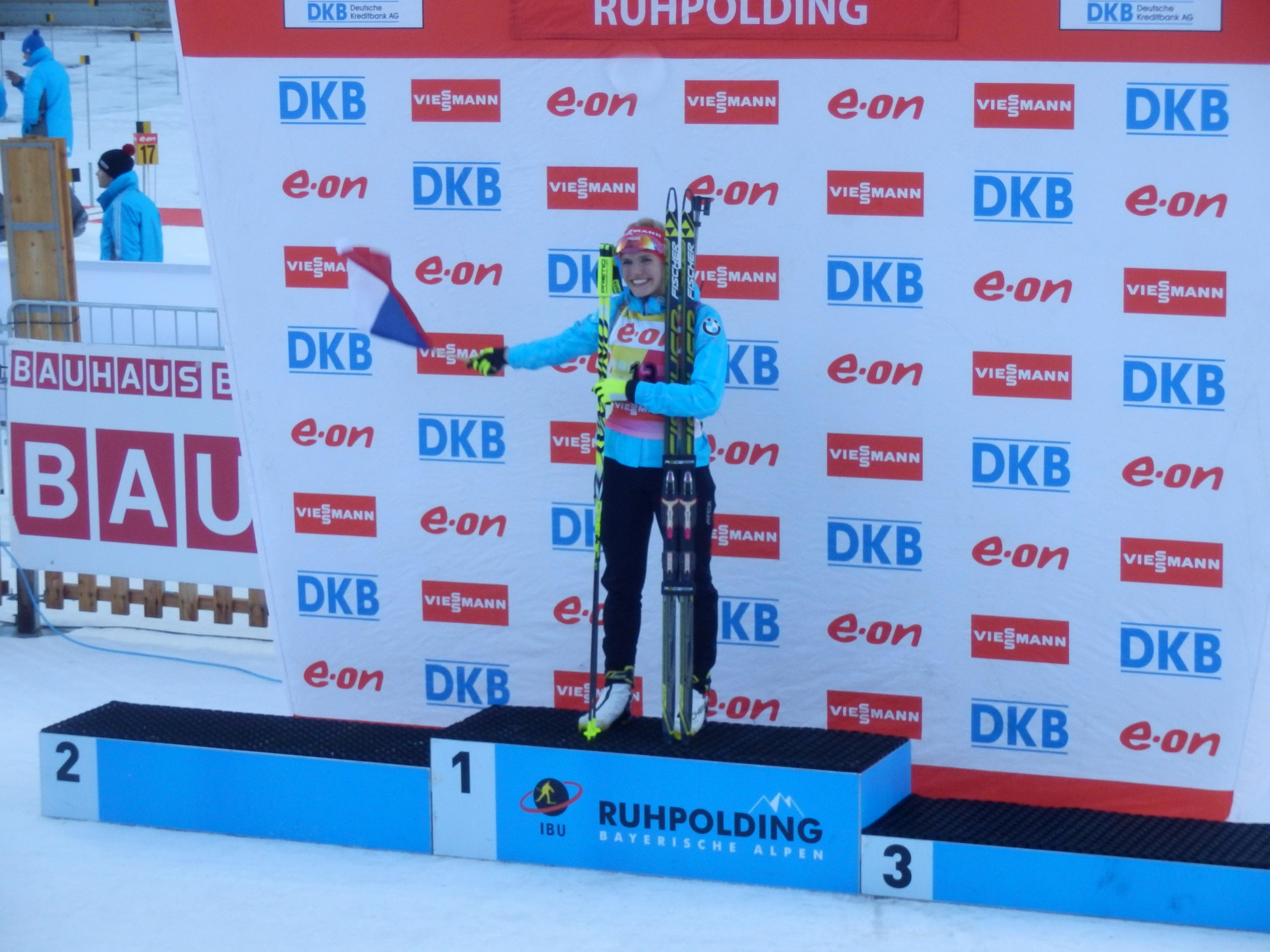 Pódiové umiestnenia v biatlonovej sezóne 2013/2014
