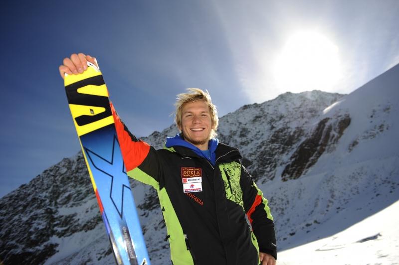 """Adam Žampa: """"Chcem byť celú sezónu zdravý a naplno si užívať lyžovanie"""""""
