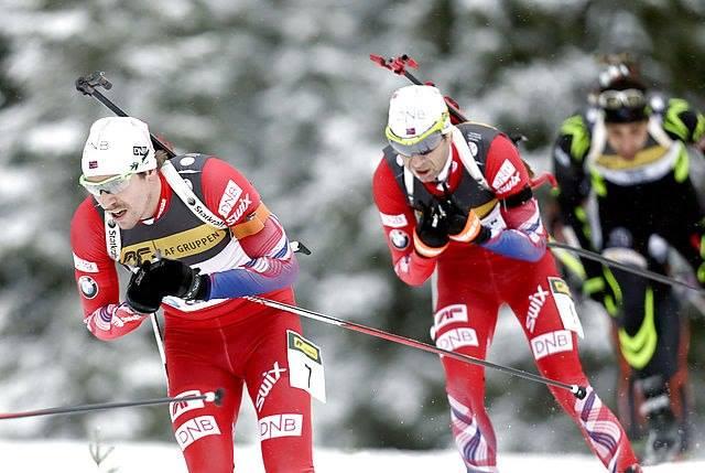 Súpiska nórskych biatlonistov pre prvé tri kolá Svetového pohára