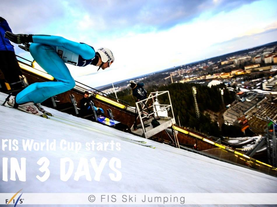 SP v skokoch na lyžiach začína už o 3 dni