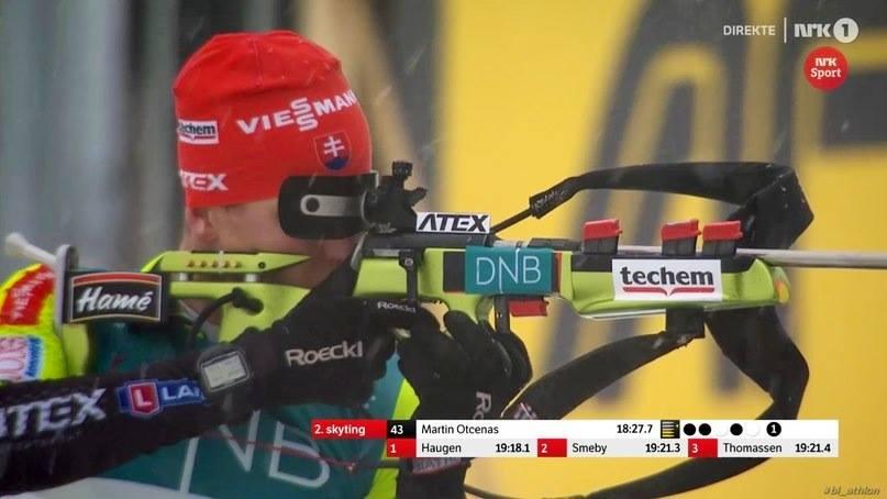 Slovenskí biatlonisti sú po Sjusjoene spokojní, Kazár: Môžeme mať hlavy hore