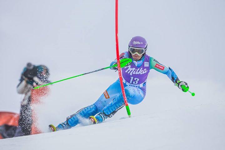Slalom v Levi pre Slovinku Mazeovú