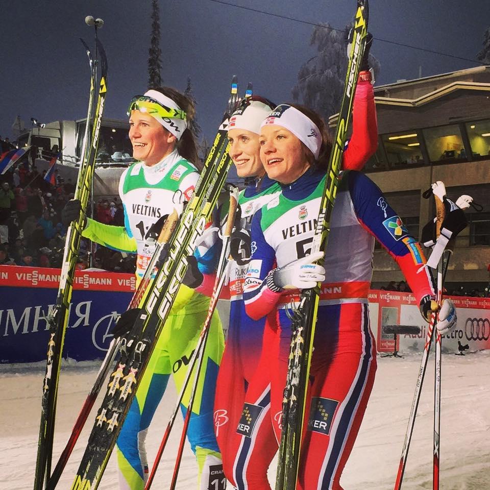 Slováci všprinte zaostali, víťazne double zNórska