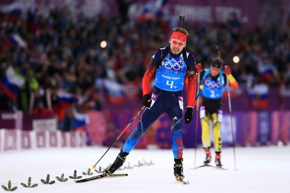 V mužskej štafete triumf Rusov, Slováci neprekvapili
