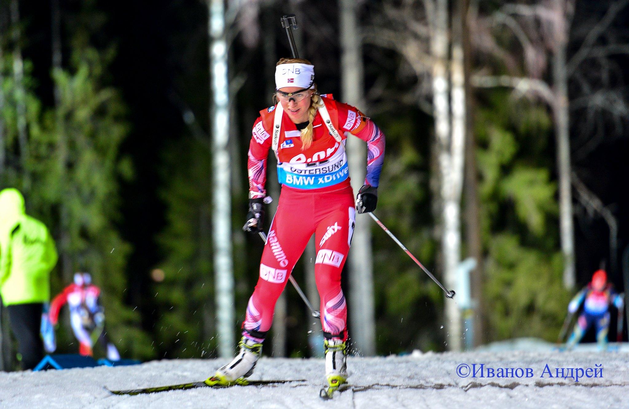 Tesné víťazstvo Eckhoffovej v östersundskom šprinte