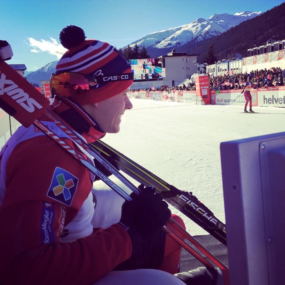 Nórske trio ovládlo preteky na 15 km voľnou technikou vDavose