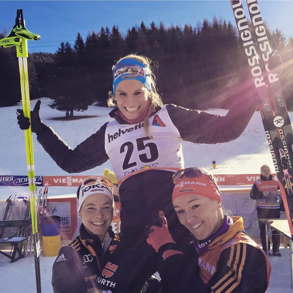 Marit Björgenovázvíťazila vpretekoch na 10 km voľnou technikou