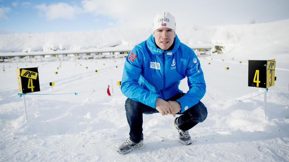 5. kolo Svetového pohára v biatlone – štafety mužov na 4×7,5 km pre Nórov