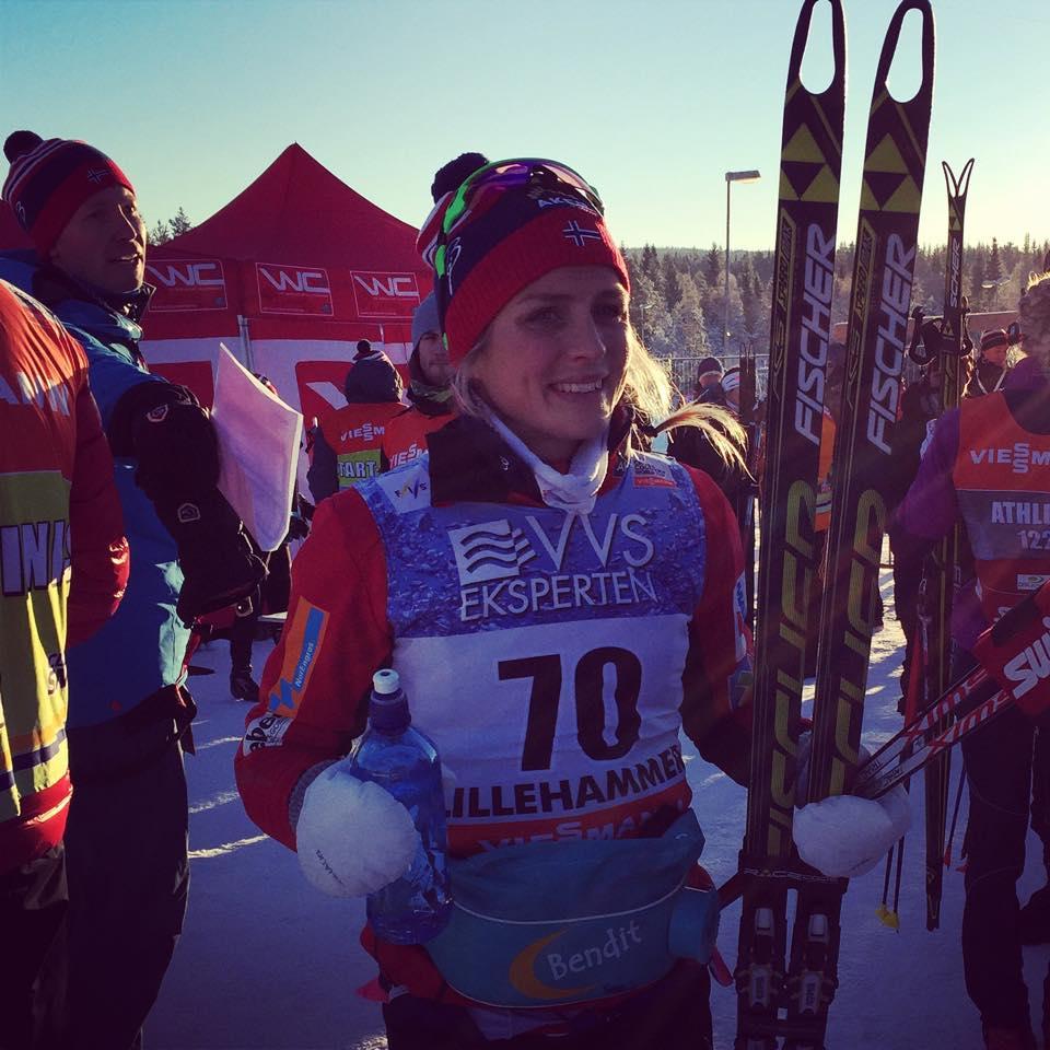 Beh na lyžiach voľnou technikou opäť ovládli nórske reprezentantky