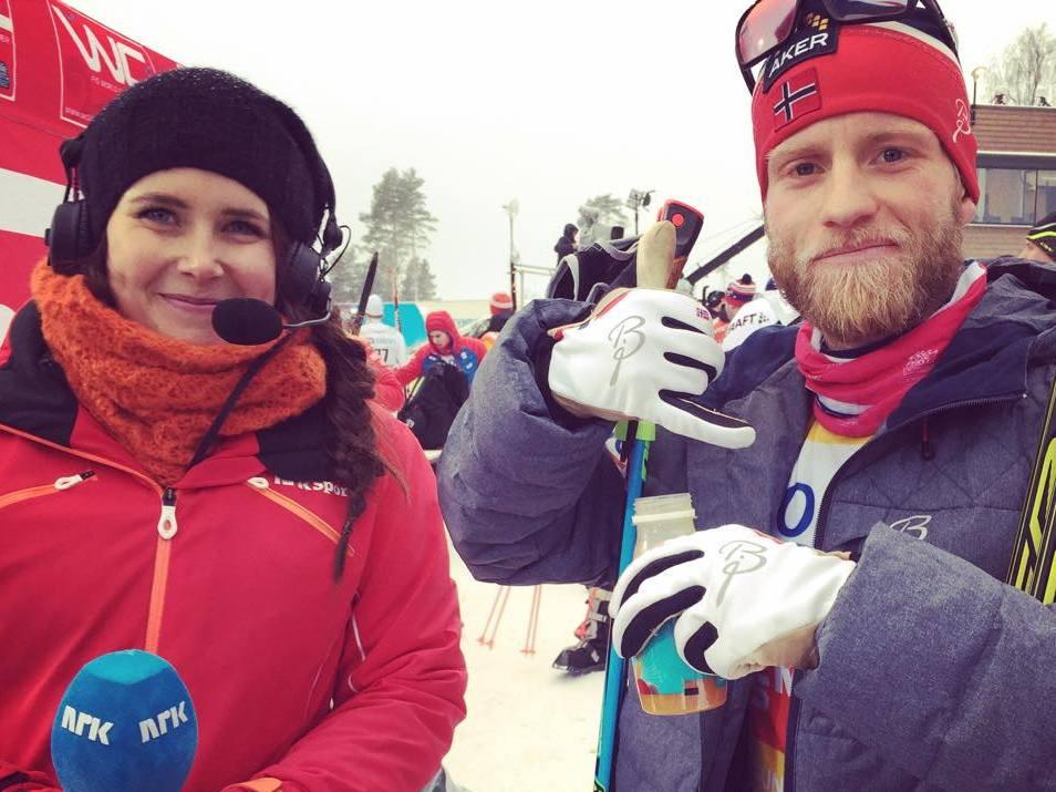 Nóri ovládli aj stíhacie preteky mužov v Lillehammeri