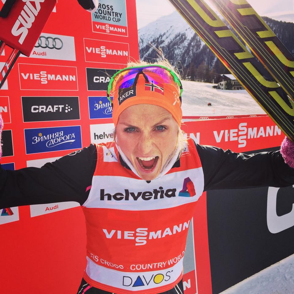 Johaugová s prehľadom vyhrala 10 km klasicky v Davose