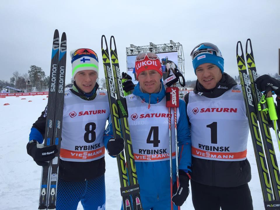 Skiatlon v Rybinsku pre Čekalevovú a Vylegžanina