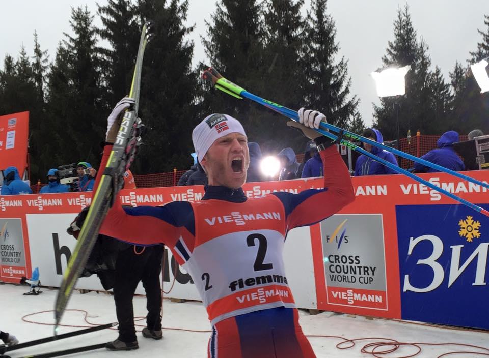 Celkovými víťazmi Tour de Ski Bjoergenová a Sundby