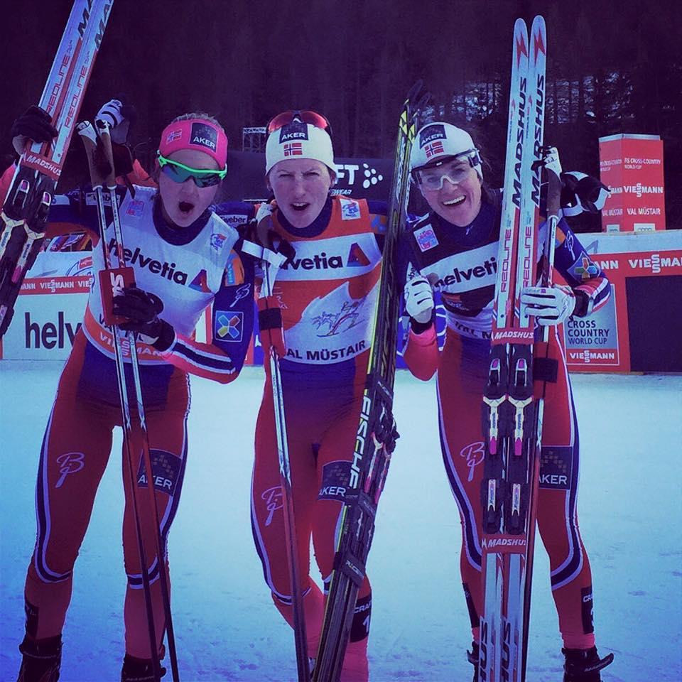 Šprintérska etapa Tour de Ski vo Val Müstair pre Bjoergenovú a Pellegrina