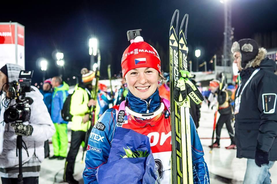 Veronika Vítková si pripísala prvé víťazstvo v kariére
