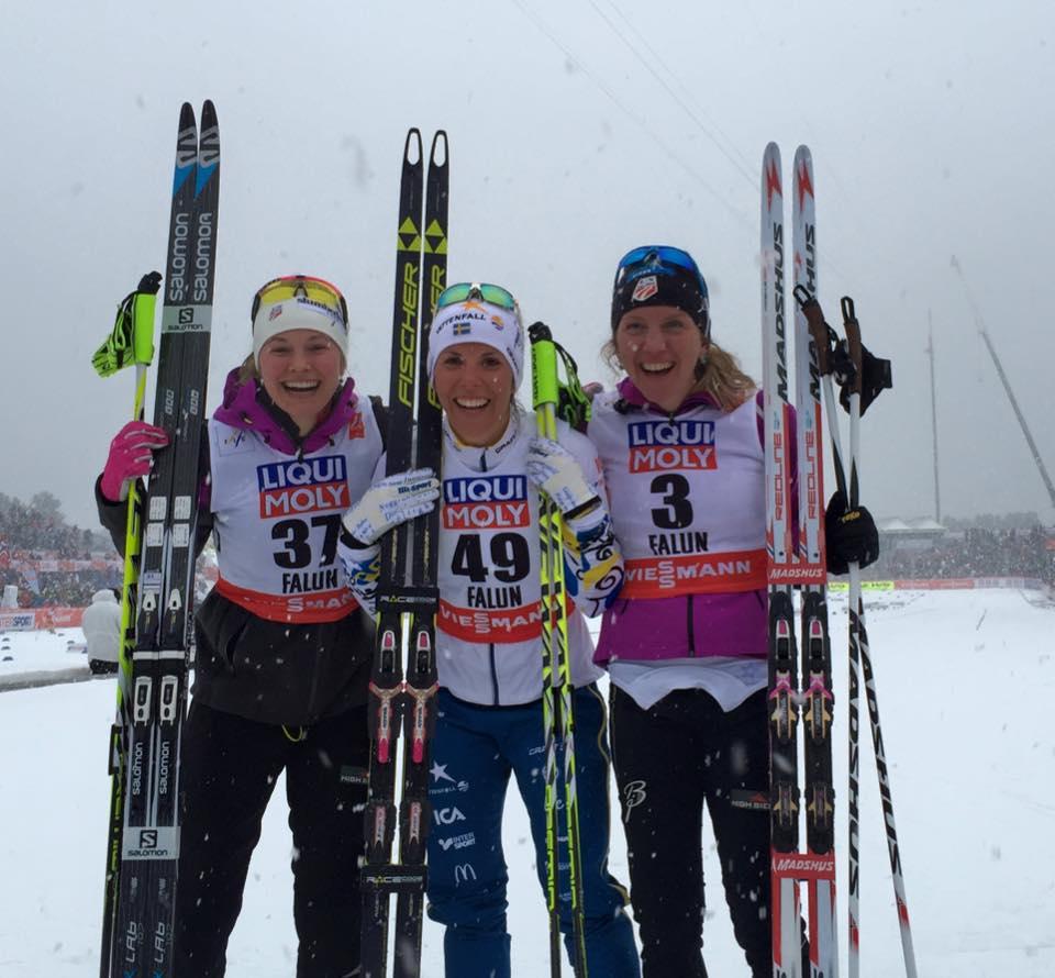 Zlato na 10 kilometrov voľným spôsobom pre Švédku Charlotte Kallovú