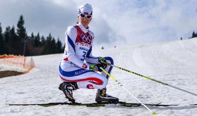 Alena Procházková s excelentne načasovanou formou v top 10 v šprinte na MS