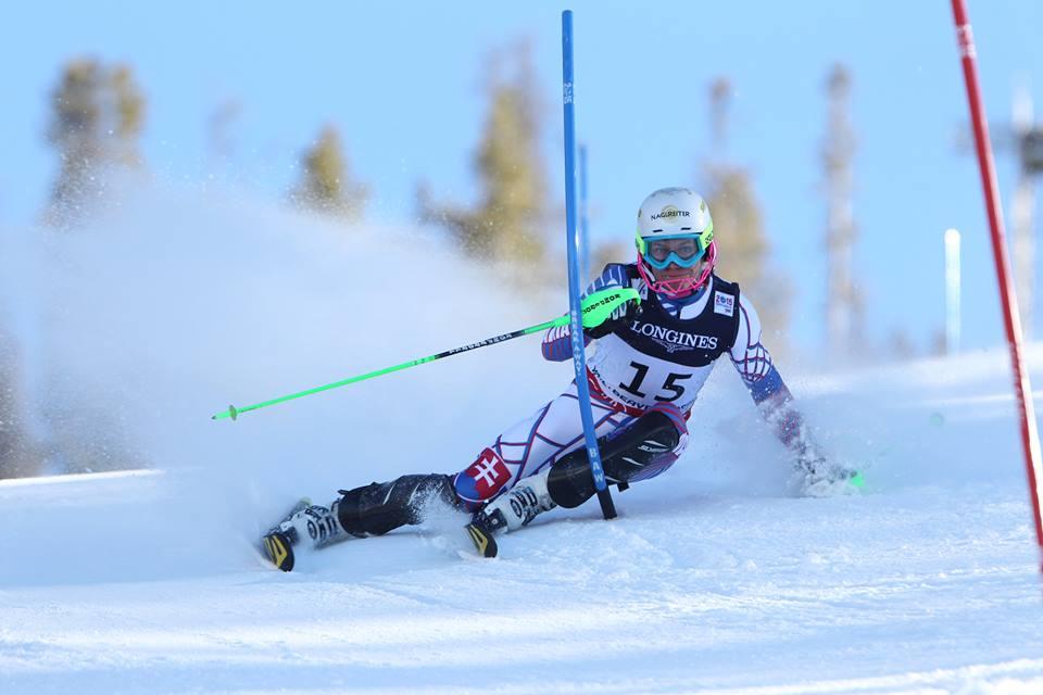 Majstrami Slovenska v slalome sa v Koutoch stali Adam Žampa a Barbara Kantorová