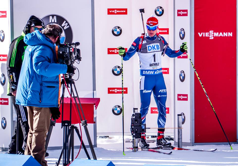 Individuální závody před MS přinesly jedno české umístění v TOP10