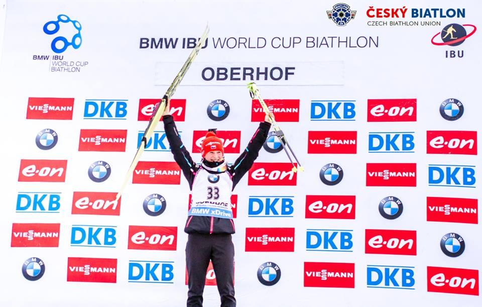 Veronika Vítková opúšťa český biatlonový tím. Stane sa matkou
