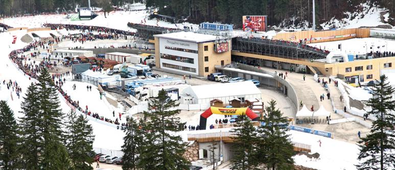 Náhrada za SP v biatlone v Oberhofe nájdená