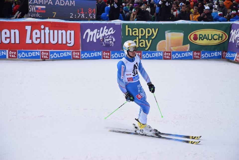 Štartová listina obrovského slalomu mužov SP vo francúzskom Val d´Isére