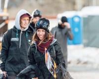 Klaudia Medlová vstúpila do sezóny SP v disciplíne big air v Alpensii kvalitným umiestnením v top 10