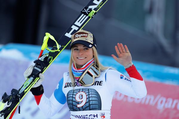 SP Crans Montana: Lara Gutová-Behramiová zvíťazila v super-G