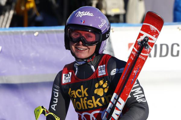 SP Kronplatz: Vlhová pôsobila unavene, vyhrala Worleyová