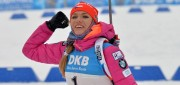 Gabriela Koukalová bronzová v stíhacím závodě na MS!