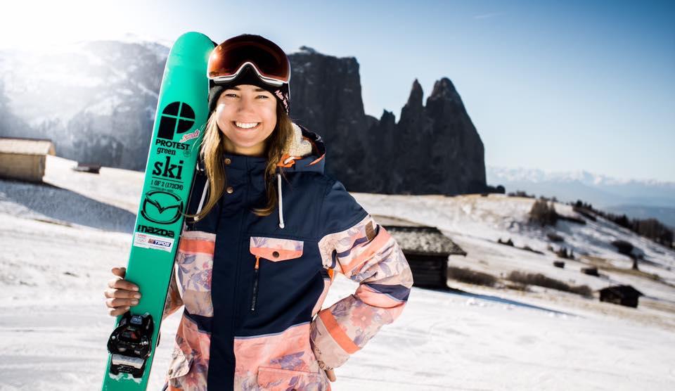 Zuzana Stromková si pripísala v slopestyle SP v Seiser Alme dôležité body v olympijskej kvalifikácii