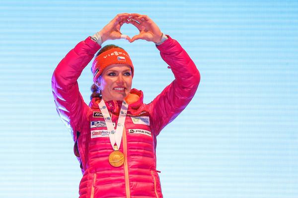 Historický okamžik pro Český biatlon se dnes zrodil v rakouském městečku Hochfilzen