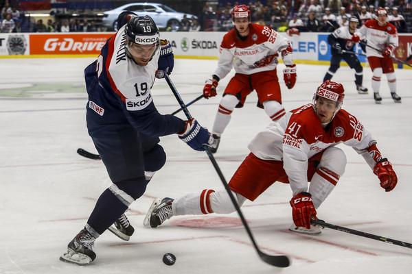 Slovensko v napínavom súboji bralo s Dánskom napokon bod