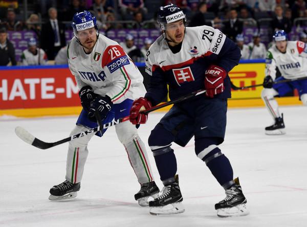 Slovensko vyhralo nad Talianskom po predĺžení