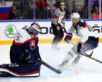Slovensko prehralo v Kolíne s výberom USA