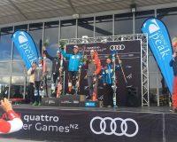 Bratia Žampovci s dobrým výsledkom v obrovskom slalome na Novom Zélande