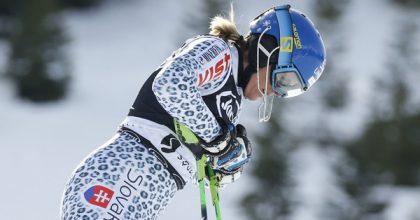 Veronika Velez-Zuzulová na tréningu v Argentíne utrpela vážne zranenie kolena