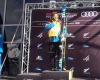 Andreas Žampa zakončil Winter games kvalitným výkonom v obrovskom slalome