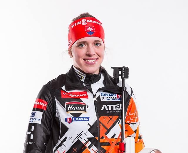 Alžbeta Majdišová získala bronz v šprinte na MČR v letnom biatlone v Letohrade