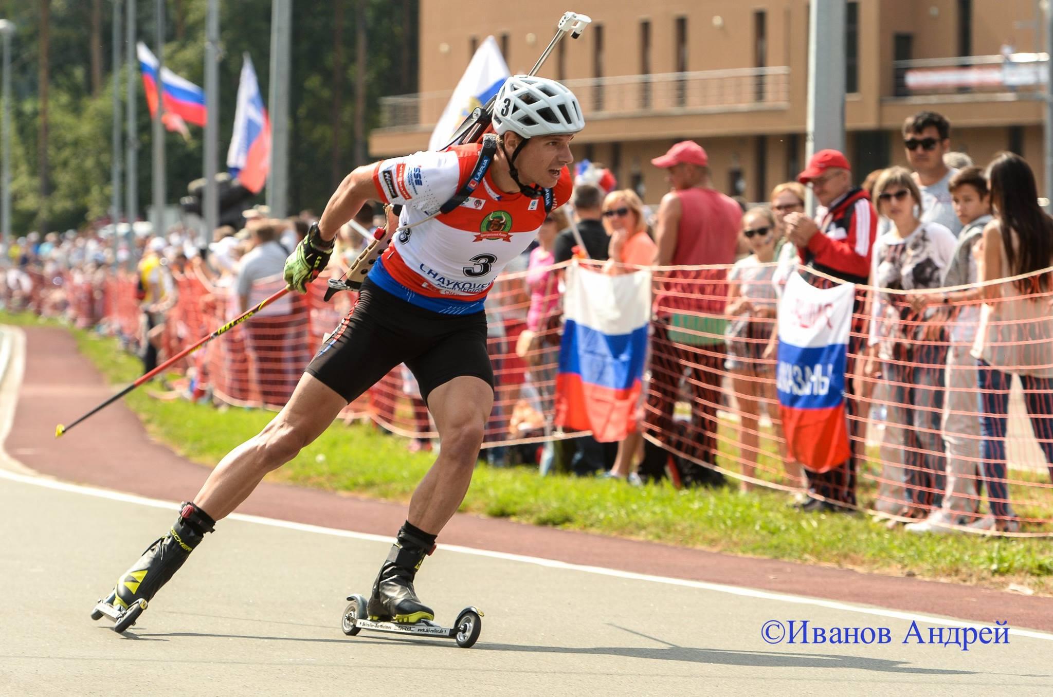 Tomáš Hasilla bronzový v superšprinte na MČR v letnom biatlone v Letohrade