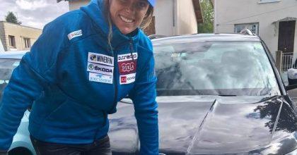 Veronika Velez-Zuzulová by mohla stáť na lyžiach už začiatkom novej sezóny