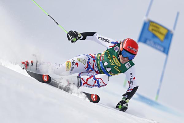 Petra Vlhová absolvovala posledný tréning zjazdu pred zajtrajšou súťažou