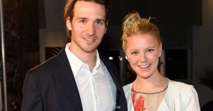 Miriam Gössnerová a Felix Neureuther sa stali rodičmi