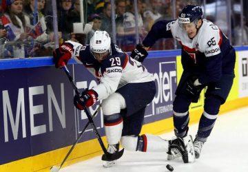 Slováci na úvod turnaja v Augsburgu proti USA víťazne