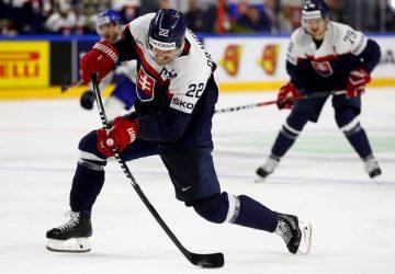 Slovenskí hokejisti sa na ZOH v Pjongčangu predstavia v nových dresoch
