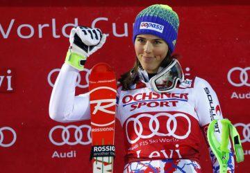 Obrovský slalom žien preložili kvôli vetru