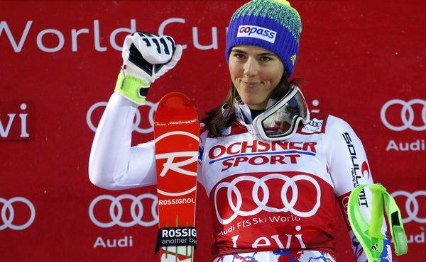 Preview – slalomy – SP Levi: Petra Vlhová bude chcieť nadviazať na triumf z roku 2017
