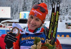 Famózna Anastasia Kuzminová deklasovala konkurenciu v šprinte SP v Annecy!!!