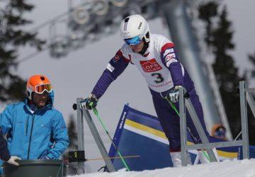 Tomáš Bartalský bodoval v skicrosse EP vo Val Thorens